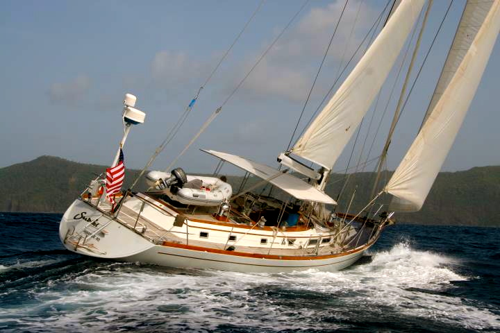 Yacht Sudiki!