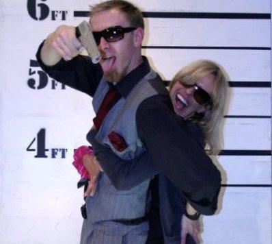 Andrei Gomes DaCosta and Sadie Kaye