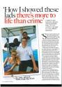 Sadie Kaye in Prima Magazine