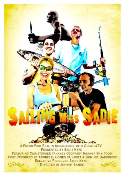 Sailing Miss Sadie - Official Poster