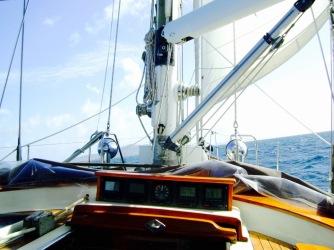 Sailing Miss Sadie