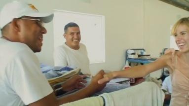 Sadie Kaye & inmates @ El Rodeo