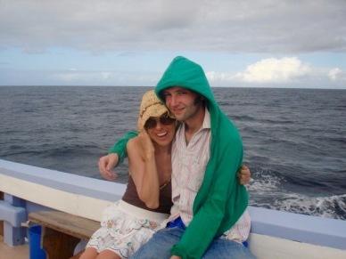 Sadie Kaye & Johnny Lambe (Sailing Miss Sadie)