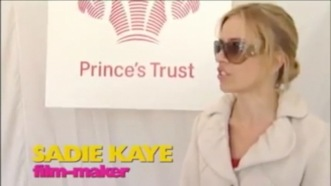 Sadie Kaye Prince's Trust Celebrate Success Awards