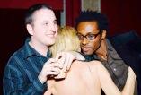 Sadie Chris and Komla at Sailing Miss Sadie premiere London