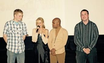Sailing Miss Sadie Premiere @ Gate Cinema London