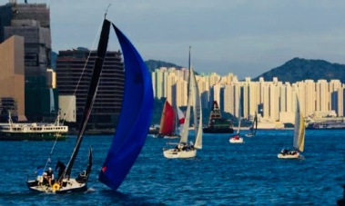 Foo @ Round the Island Race HK 2017